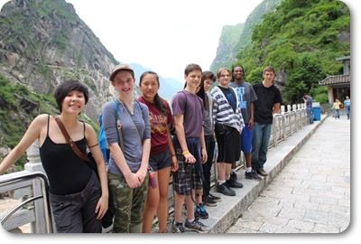 2014 Summer China Trip, Tiger Leaping Gorge, Yunan Province